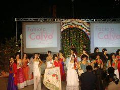 Fundamental se asuma como esencia el portar un traje típico: Fabiola Calvo.