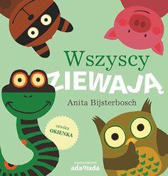 Wszyscy ziewają  Bijsterbosch Anita Adamada.Księgarnia internetowa Czytam.pl