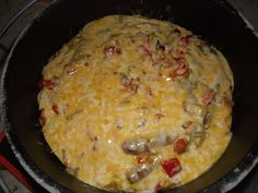 Picture of Super Dutch Oven Breakfast Extreme