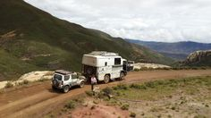 MERCEDES 1017 ATEGO & SUSUKI JIMNY IN LESOTHO, SOUTH AFRICA