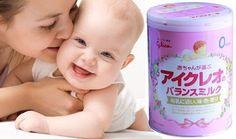 Sữa Glico Nhật có tốt không ? ~ Sữa bột cho bé