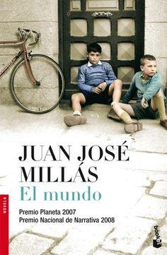 El mundo de Juan José Millas. Es una autobiografía del autor, que narra en primera persona desde su infancia a ciertos pasajes de su vida adulta