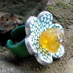 Fler MAG: Anello Primavera allegra può fare con Perle