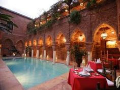 Do you want to live like an old Moroccan sultan with all the luxuries conferred upon royalty? NO.