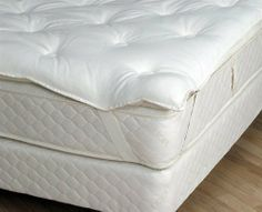 Sleeptek Natural Wool Bed Pillow Topper From Harmony Organic Mattresses Sleep Tek Topper Size=Cal King by SleepTek. $829.00. The Natural Wool Topper from Harmony Organic Mattresses by Sleep Tek is made up of: 2 1/2 inches of Pure wool for body temperature control Silky 100% Organic Cotton Cover quilted with Natural Wool 2-inch wide elastic straps at all four corners Handcrafted in Canada from the finest organic fibers, the Natural Wool Topper from Harmony ...