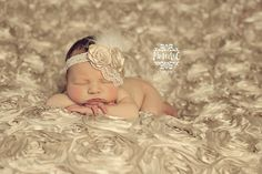 Glass of Champagne  HEADBAND for Newborn by ArtisticInclinations, $24.95