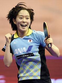 石川佳純、卓球 Table Tennis Player, Anatomy Practice, Beautiful Athletes, Ishikawa, Female Athletes, Sport Girl, Sport Fashion, Asian Fashion, Sports Women