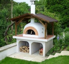This approach would seem to be good quality Kitchen Decor Helps Wood Oven, Wood Fired Oven, Pizza Oven Outdoor, Outdoor Cooking, Brick Oven Outdoor, Pizza Au Four, Grill Oven, Outdoor Living, Outdoor Decor