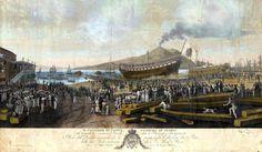 Cantiere navale di Castellammare di Stabia: Orgoglio Partenopeo