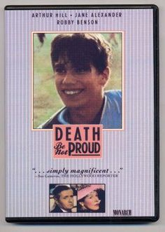 Death Be Not Proud the film, based on the bio, named after the poem