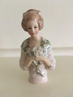 Porcelain Half Doll in Dolls, Bears, Dolls, Antique Reproductions | eBay!