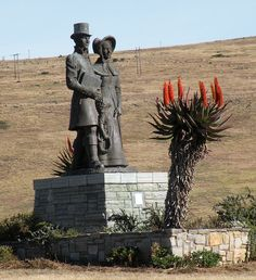 1820 Settlers Monument by CrazyDinx, via Flickr Apartheid Museum, South African Air Force, Native American Photos, Port Elizabeth, National Art, My Land, Zimbabwe, African History, The Great Outdoors