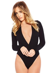 Fallin' For Me Bodysuit - Bodysuits - Womens Nakedwardrobe