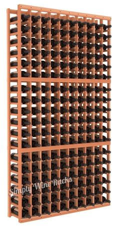 18-180 BTL Premium Redwood Wine Cellar Kits. Seamlessly Expandable Wine Cellars. in Home & Garden, Kitchen, Dining & Bar, Bar Tools & Accessories | eBay!