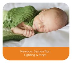 Tips for bright and clean newborn photography, from Texas Chicks Blogs and Pics.