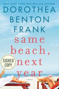 Same Beach, Next Year (Signed Book)