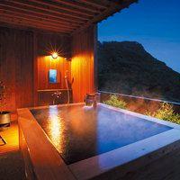 しっとりと贅沢な時間を過ごしませんか?露天風呂付き宿@関東近郊