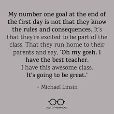 This week's post offers some fantastic advice on starting the year off right with a #classroommanagement plan. I had the great privilege of interviewing Michael Linsin, the teacher behind the Smart Classroom Management website, for my podcast. SUCH an insightful  person. Click the link to my Instagram archive in my profile to find it all! #teachersofinstagram #teachersfollowteachers #iteach #iteachmiddleschool #iteachhighschool #backtoschool