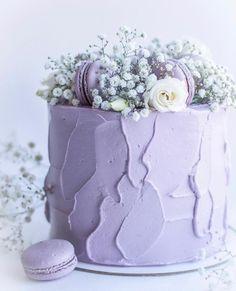 Elegant Birthday Cakes, Beautiful Birthday Cakes, Birthday Cakes For Women, Beautiful Cakes, Amazing Cakes, Pretty Cakes, Cute Cakes, Gateau Aux Oreos, Bolo Chiffon