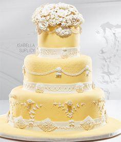 Os bolos de casamento de Isabella Suplicy - Blog da Fruit de la Passion