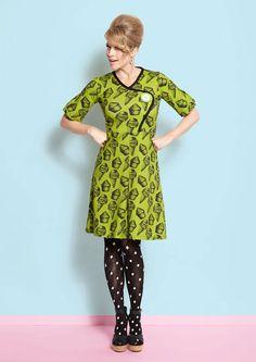 Margot kjole Lady Limecrime no 775 / dress Margot MWM wear forårs nyheder 2017