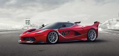 The successor to Ferrari\'s famed FXX has been announced: the Ferrari FXX K. Unveiled in a press release yesterday, Dec. 2, the FXX-K is an uncompromised