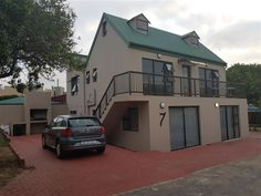 Tweekuilen - Two-sleeper Dias Strand is situated in a security complex in Die Voorbaai and offers accommodation in two self-catering units.This double storey unit can accommodate two units and the units can be booked ... #weekendgetaways #mosselbay #gardenroute #southafrica #travel #selfcatering