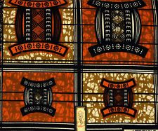 African Stool Style Print Fabric Africa new BY 1/2 YD fancy wax ethnic p314