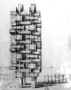 Prototype Garden Apartments - Rendering | Flickr - Photo Sharing!