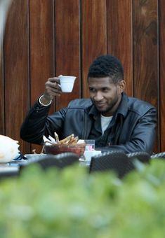 Usher.....