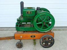 "Vtg Antique Fairbanks Morse 3 hp ""Z"" Hit Miss Gas Engine --No--Reserve--!!!!"