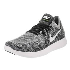 buy popular d873b 2cdb1 Nike Women s Free Run Flyknit 2017 and White Volt Running Shoes Motion  Control Running Shoes,