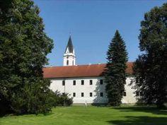 Chateau: Třeboň - zámek, staré město / Beautiful City - YouTube