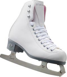 Riedell Model 114 Pearl Figure Skates