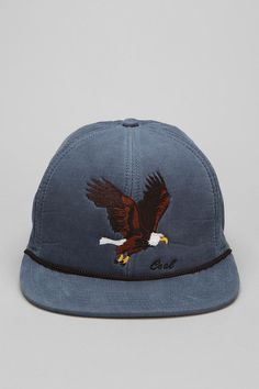 Coal The Wilderness Snapback Hat $34.00