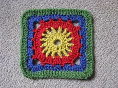 mycrochet 101 Crochet Sq.-Jean Leinhauser on Pinterest Pattern ...