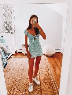 Preppy Outfits, Preppy Style, Summer Outfits, Cute Outfits, Fashion Outfits, Summer Dresses, Summer Clothes, My Style, Dresses For Teens