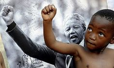 Nelson Mandela: we are blessed to have shared our lifetime with a colossus