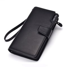 2017 New Long style Men's leather wallets multifunctional purse 24 card holders designer Clutch bag good gift for men -- AliExpress Affiliate's buyable pin. Find out more on www.aliexpress.com by clicking the VISIT button