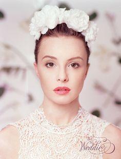 Ślubne ozdoby do włosów z limitowanej kolekcji Chic Boho Bridal - Blog Ślubny