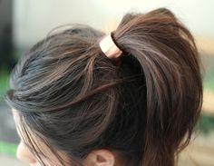 HM hair ring