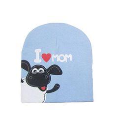 Lonsant Hat Newborn Baby Girls Boys Hat Children Thickening Ear Protectors Caps Wool Knit Ski Beanie Winter Slouchy Hat Mother & Kids