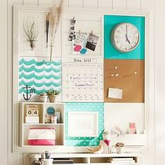 Bulletin Boards, Magnetic Boards & Cork Board Tiles | PBteen