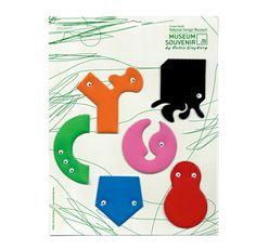 Museum Souvenir Sticker | Cooper-Hewitt Shop