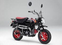 Honda Monkey 50 Kumamon