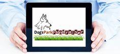 Dogs Park Fundraiser Logo