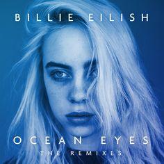 Carátulas de música Frontal de Billie Eilish - Ocean Eyes (The Remixes) (Ep). Portada cover Frontal de Billie Eilish - Ocean Eyes (The Remixes) (Ep) Cool Album Covers, Music Album Covers, Music Albums, The Ocean, Ocean Ocean, Six Feet Under, Frases Bad, Musica Spotify, Billie Eilish Ocean Eyes