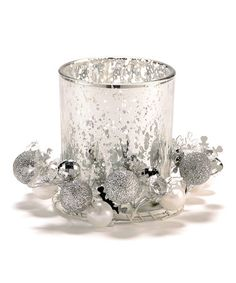 Look what I found on #zulily! Bauble Ring Candleholder #zulilyfinds