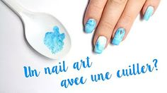 Nail art d'été : la plage de sable fin (beach nail art) - YouTube