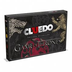 High treachery and betrayal are behind the two mysteries to solve in Game of Thrones Clue.